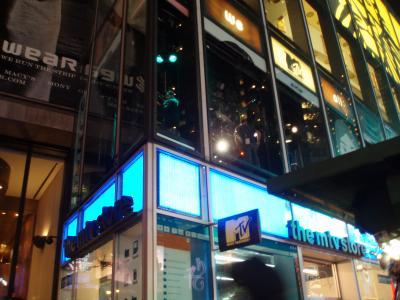 NY7日目MTV