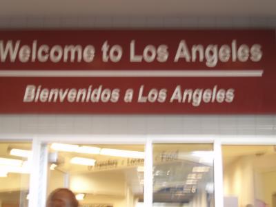 ロサンゼルスのバスデポ