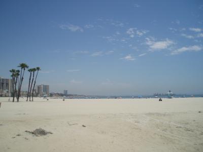 LA3日目ロングビーチ
