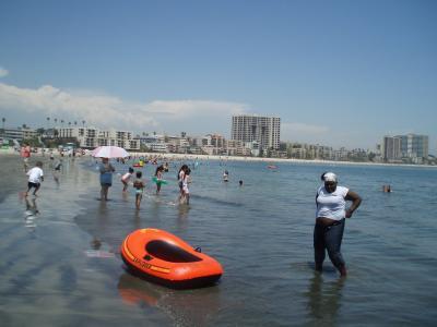 LA3日目ロングビーチ2