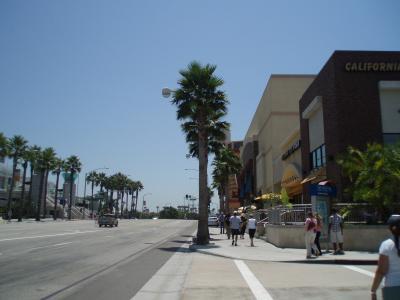 LA3日目ロングビーチへ