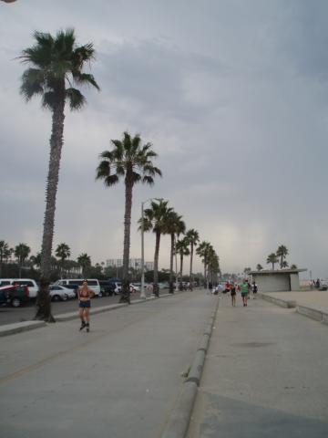 サンタモニカビーチ2