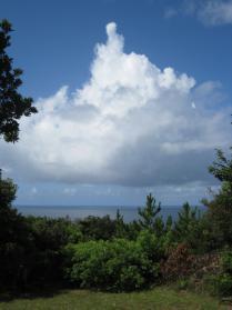 110728-1=前庭海と入道雲