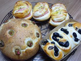 Leeさんの送るパン