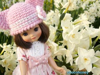 お花とベチ・2