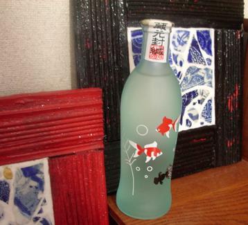 金魚の日本酒