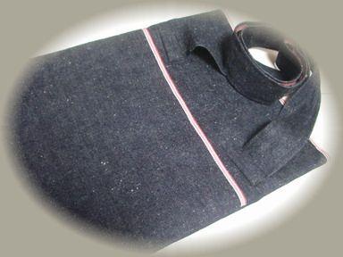 赤耳ショルダー後ろのポケット