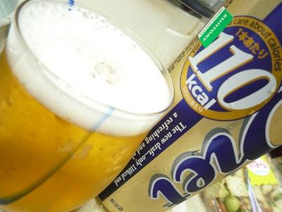 081016 本日ビール