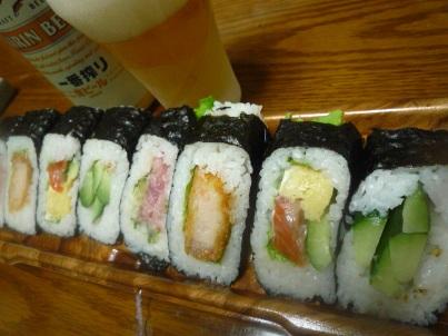 081021 寿司