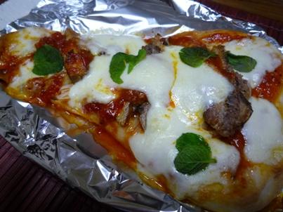 081101 いわしのトマトナンピザ