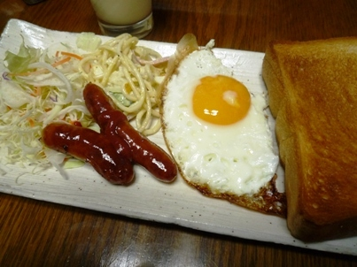 081215 朝ご飯