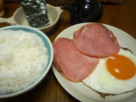 090122 朝ご飯
