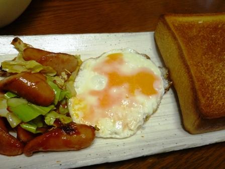090205 朝ご飯
