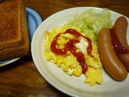 090210 朝ご飯