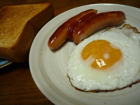 090211 朝ご飯