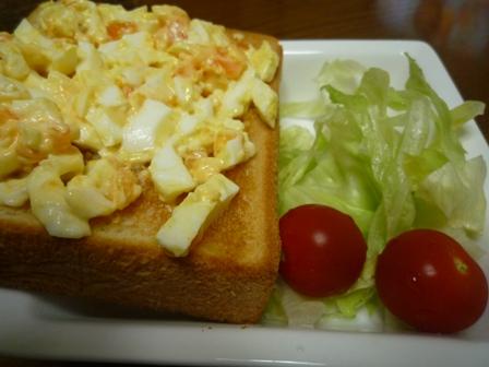 090227 朝ご飯
