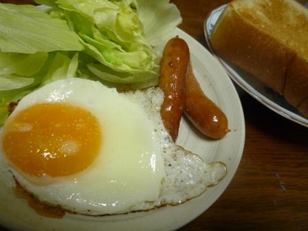 090304 朝ご飯