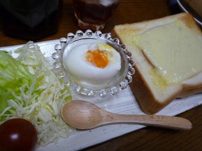 090501 朝ご飯