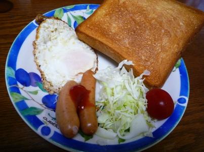 090521 朝ご飯