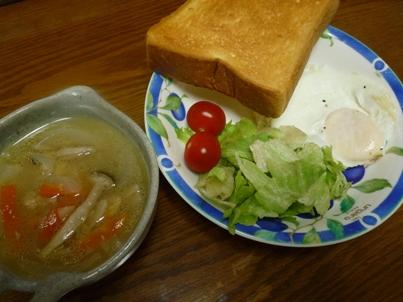 090527 朝ご飯