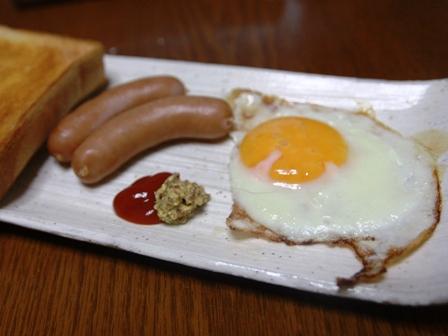 090702 朝ご飯
