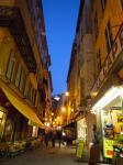 旧市街の小路
