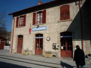 Entrevaux駅