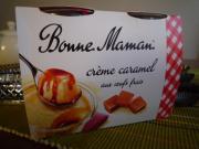 Bonne Maman crème caramel