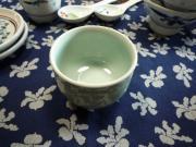 オマケの緑風窯湯呑