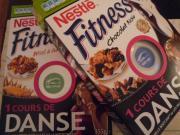 Nestle Fitness シリアル