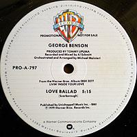 GeorgeBenson-LoveBalladブロ