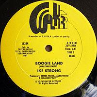 IkeStrong-Boogieブログ