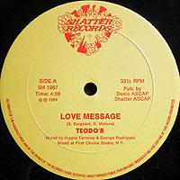 Teodor-Loveブログ