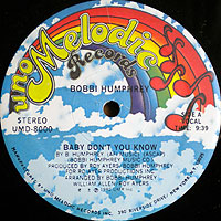 BobbiHumphrey-Babyブログ
