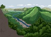 幻想郷に山河あり