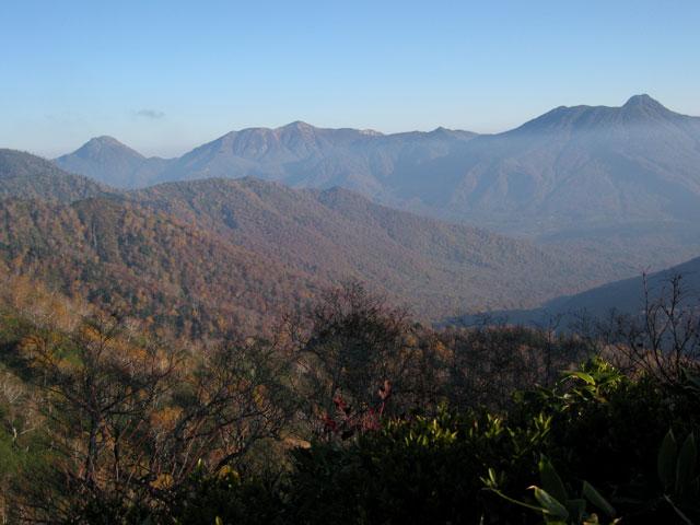 妙高〜焼山