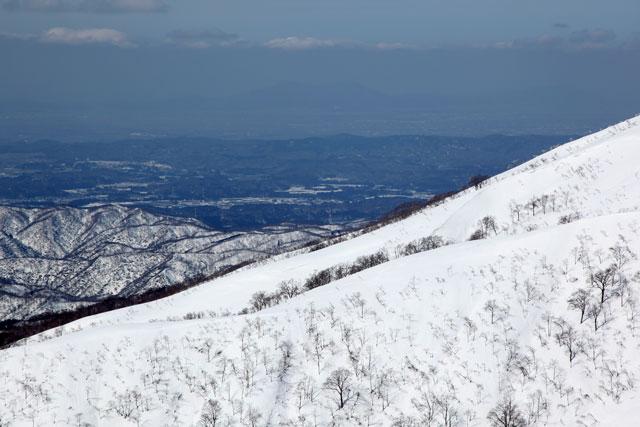 あれが角田山