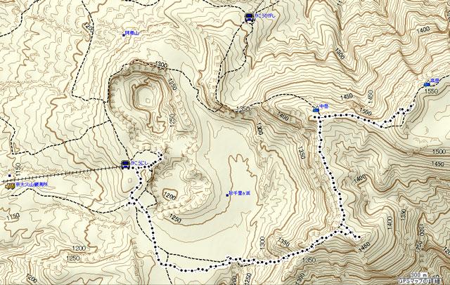 阿蘇山地図