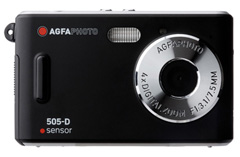AGFAデジカメ sensor505-D