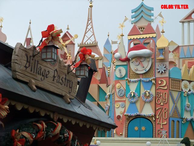 ディズニー・クリスマス02