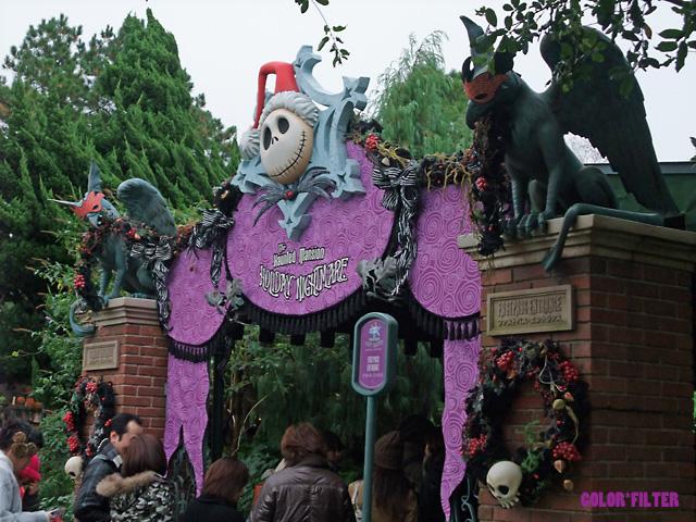 ディズニー・クリスマス01