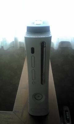 Xbox360正面