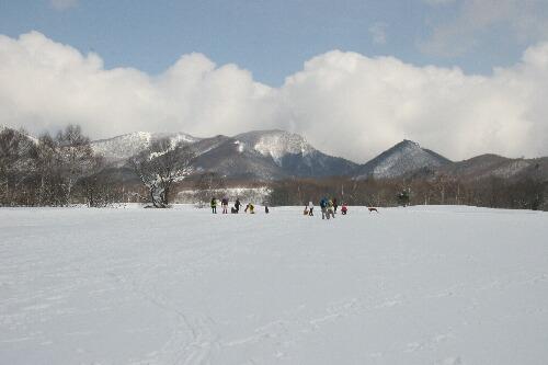2011.01.15 第1回スノーシューたかつえ 6