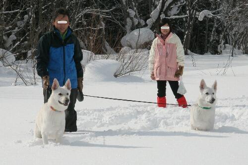 2011.01.15 第1回スノーシューたかつえ 19