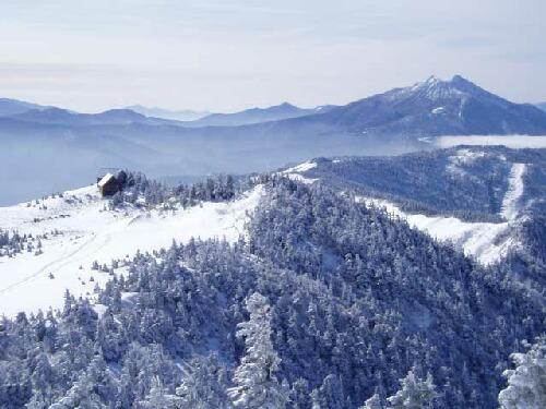会津駒ケ岳頂上