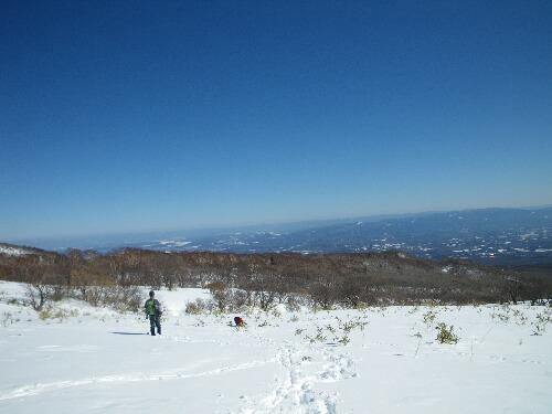 2011.02.16 大丸温泉から北温泉へ