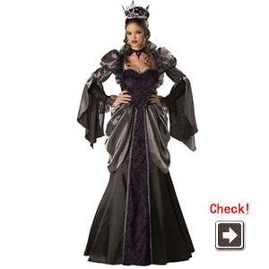 中世 ハロウィン 衣装