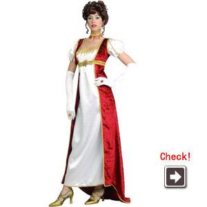 美しい 貴族 ハロウィン 衣装