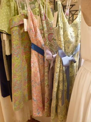 岡野作 ドレス