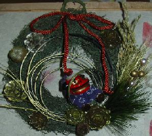お正月飾り 3